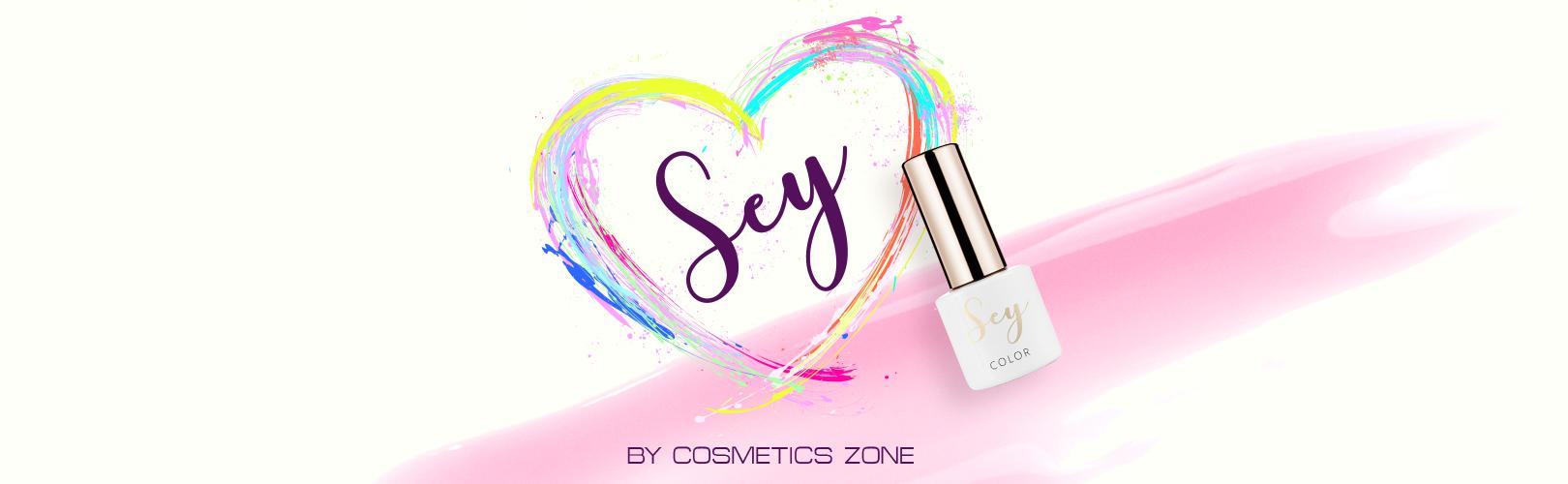 Lakier hybrydowy SEY by Cosmetics Zone www.sey.pl 664542384